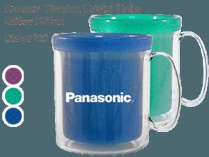 Caneca Térmica Personalizável 300ml - Cristal