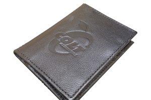 Carteira de Couro 6 Divisórias - CC-06 - brindes vitória espirito santo