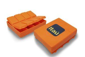 Porta Comprimidos Personalizável - PC279