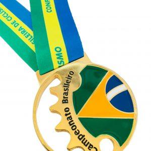 Medalha Campeonato Brasileiro vitória espirito santo