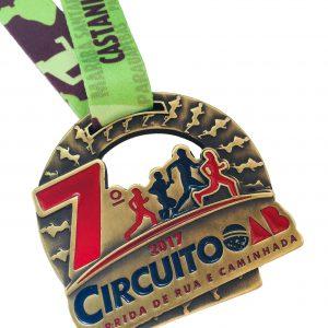 Medalha circuito OAB vitória espirito santo