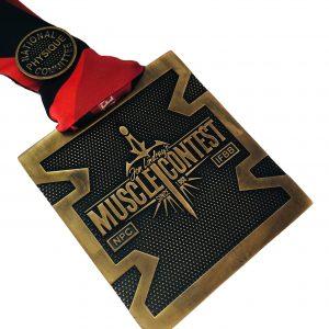 medalha fisioculturismo vitória espirito santo