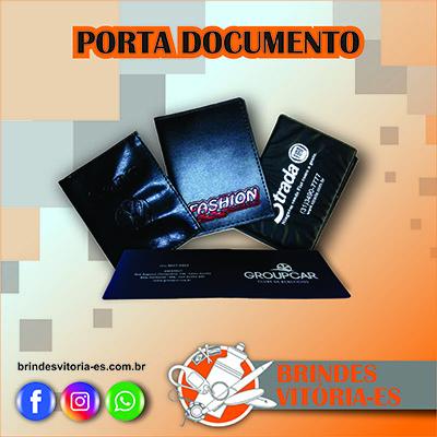 Brindes VITORIA porta documento